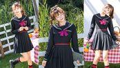 【jk服饰系列】jk日本水手服,种草现场,秋季换装开始了呀