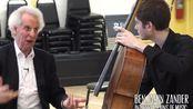 【大提琴】本杰明·桑德-音乐阐释-大师课-埃尔加-e小调大提琴-Elgar-Cello Concerto in E minor Op. 85
