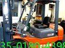 【视频乐翻天】江苏二手TCM叉车-- 泰州 二手TCM3吨叉车