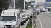 外地车在北京越来越多 北京交通委决定限制办理进京通行证
