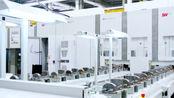 德国SW埃斯维-卡车转向节自动智能化生产线 机器人彻底取代操作工