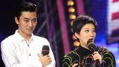 我不是明星 第1季陈宝国之子PK潘长江女儿