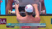 光州世锦赛男子4x100米混合泳接力预赛:中国队3分33秒42预赛第7晋级决赛集锦