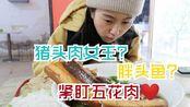 [猪头肉女王:雪鱼探店]美食阿婆们NO.6:雪鱼吃成胖头鱼算不算工伤哈哈