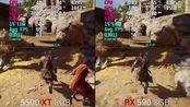 RX 5500 XT vs. RX 590 _8项游戏测试