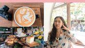 【清迈vlog】宁曼路是咖啡控的天堂吧|刷爆宁曼路网红咖啡馆|泰国旅行记录|喝咖啡逛街流水账