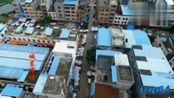 航拍广西钦州市小董镇(下)