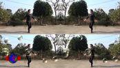 九九女儿红 宜昌市高新区白洋滚钟坡广场舞 红喜数码传媒20181224张洪芹摄制