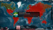 【瘟疫公司】一年内通关——生化武器激进流 天灾难度,五星通关(陆地亲和性+静态症状基因)
