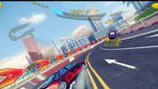 狂野飙车8:极速凌云 沙漠玫瑰 追逐赛 DS Survolt DS3 Racing Audi S4