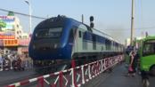 【2018.7.30】一建道口拍车---DF11G牵引2591(辽源---北京)通过