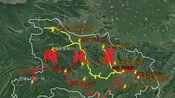 湖北省17座城:人口超500万有5座,为何除了武汉就黄冈孝感疫情严重?