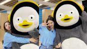 【林娜琏】带领Pengsoo后辈进军Billboard花絮cut中字 JYP人品必备三要素 Giant Peng TV EP.103 200422