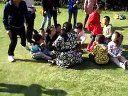 梅林小一(1)班家长自助亲子活动英语游戏2011年12月4日