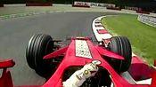 F1 2007-比利时站-kimi(胖莱)-杆位圈车载