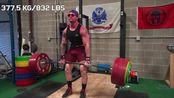 【力量举周最佳】杜芬深蹲1001磅3次 蒋哈克最新总重PR 2077lbs/944kg