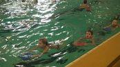 国际儿童ABC证书考试及荷兰着衣游泳自救