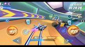 QQ飞车手游: 7星图不用快速出弯能跑多快?双侧大神表示我还能秀!