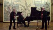 Beethoven - Trio, Op.11 for Clarinet, Bassoon & PIano. Mov. II