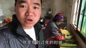 江西赣州的一个县城,每逢过年前家家户户,都会制作的乡村美食