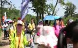 [综合]全国群众健身登山大会鞍山站正式开幕(晨报)