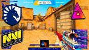 【CSGO】EPIC GAME! - Liquid vs NaVi - BLAST Pro Series Copenhagen - BEST MOMENTS