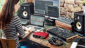 福克斯特 Focusrite Scarlett 8i6 三代声卡 录音效果