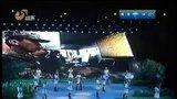 早安山东-20130731-济南军区山东省济南市举行庆祝建军86周年文艺晚会