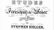 (车尔尼的学生,李斯特的师弟)斯蒂芬·海勒,四首练习曲,作品127