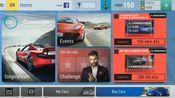 Top drives 汽车卡牌游戏150rq特价5cf开包,真就全是相扑大奔呗