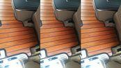 2018款别克gl8豪华版内饰木地板,合正改装提升空间质感