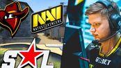 【vLADOPARD】SLi四分之一决赛 NaVi vs Renegades最佳时刻精彩集锦 CS:GO