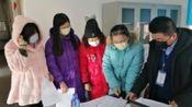 吉林省四平市铁西区新时代文明实践志愿者在行动