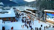 """辽宁省沈阳的""""中国雪乡"""",这里的冬天太美了"""