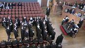 牛津大学毕业典礼20200229-学位授予(硕士)1