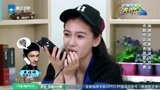 奔跑吧:黄晓明公开说baby唱歌不好听,baby:这账回家给你算!