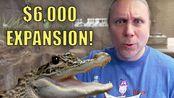 【中文字幕】太神了!他们给了我6000美元来支持爬虫动物园的扩建!!布莱恩·巴尔克