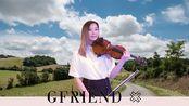 (简介附琴谱) 'Crossroads' -GFRIEND【SharleeMusic小提琴】