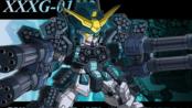 【EXVS~EXVS2历代机体性能变化】重武装高达改(EW版)