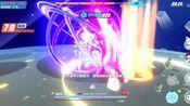 (10.11)量子奇点-神雪白917- 精泳白夜速杀阿湿波-能级102 空间裂解