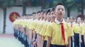 庆国庆迎军运 同心共筑中国梦—武汉市二桥中学快闪活动(20190925)