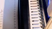 【喵二虎】梳式装订机制作离型纸本~(二虎再次证明了自己是个手残。。。)