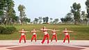 Li.Li健身操(原创)腰部运动  10  Talala(含背面演示)