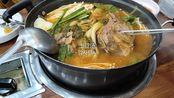 在韩留学生|明洞游、姜虎东白丁烤肉、购物、土豆汤