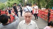 广州增城区亚洲第一瀑布