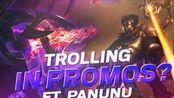 DYRUS Feeding, Malding, Trolling in provisionals ft. Panunu