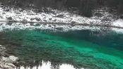 九寨沟-五彩池 九寨沟风景区 旅游视频