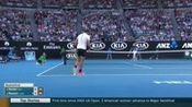 纳达尔 vs 米洛斯·拉奥尼奇,2017年 澳网公开赛