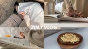 【zin.t]学习日常 生活日常vlog 韩国小姐姐
