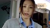 贾静雯在网上查到驱蚊小妙招,和miumiu一起保护咘咘!